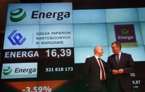 Mali akcjonariusze skarżą się na Energę. Chcieli sprzedać akcje, nie wiedzieli, że mogą