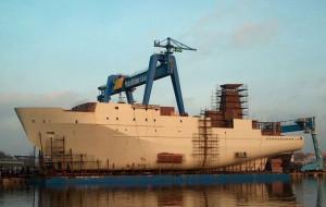 Licytacja majątku Maritim Shipyard i zaległości spółki wobec gdańskiego portu