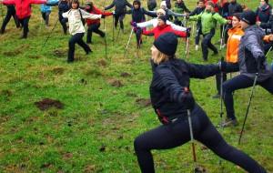 I Zimowy trening nordic walking z GR3