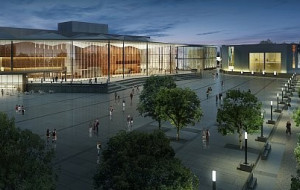 Działka w centrum Gdyni dla spadkobierców, oddala się Forum Kultury