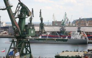 Mniejsze przychody i większe przeładunki Portu Gdynia