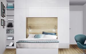 Urządzamy sypialnię o nietypowych kształtach