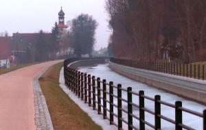133 mln zł zabezpieczyły Orunię i św. Wojciech przed powodzią