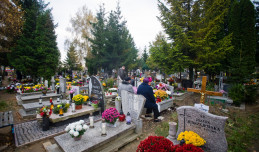 Gdańsk planuje rozbudowę kolejnych cmentarzy