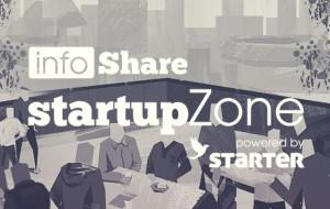 Zgłoś się do InfoShare StartupZone
