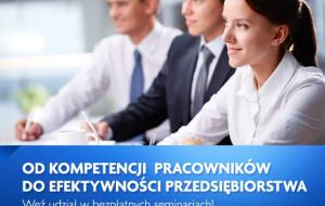 Bezpłatne seminarium dla MSP