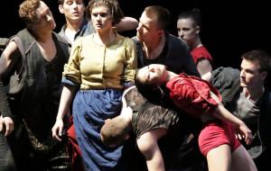 """Trzy oblicza Bałtyckiego Teatru Tańca - o spektaklu """"Clash, Fun, Light"""""""