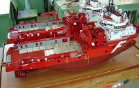 W Conrad Model tworzą miniaturowe repliki statków na potrzeby branży morskiej