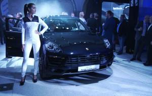 Trójmiejska premiera Porsche Macan