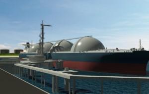 Pływający terminal na Zatoce Puckiej. Wszystko zależy od zapotrzebowania na gaz