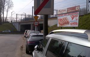 Gdynia: parkowanie za parkingiem? Nielegalne