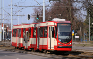 Gdańsk kupi 14 tramwajów z Kassel