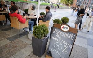 Gdańskie restauracje znów za pół ceny