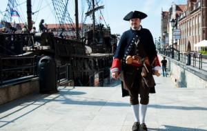 Pirat Krzysztof zostaje na dłużej