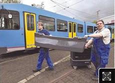 Kassel żegna tramwaje, które trafią do Gdańska