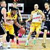 Koszykarze Trefla przegrali w Słupsku