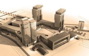 Czy i kiedy ruszy budowa Centrum Stocznia?