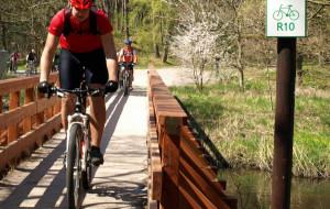 Trasa rowerowa Północnych Kaszub