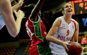 Kadra Polski koszykarek zagra w Sopocie