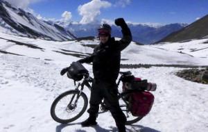 Rowerem po dachu świata, czyli wyprawa przez Himalaje