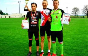 Daniel Formela mistrzem Polski w Crossduathlonie