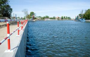 Kończą się prace przy wielkich inwestycjach wodnych w Gdańsku