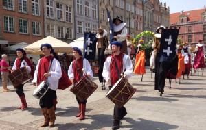 Parady i bieg zdominowały święto Gdańska