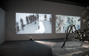 Gdy sztuka romansuje z technologią. Przegląd wystaw Art+Science Meeting