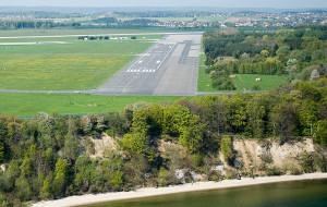 Wierzyciele lotniska w Gdyni zwierają szeregi