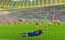 Polska wygrała z Litwą w Gdańsku