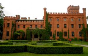 Zamek Jan III Sobieski w Rzucewie