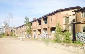 Dwa kolejne budynki postoczniowe zostaną rozebrane