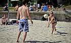Aktywny weekend ze sportami na plaży