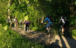 Szlak Bursztynowy na wycieczki piesze i rowerowe