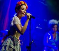 Żywiołowi Kolumbijczycy rozpoczęli Ladies' Jazz Festival