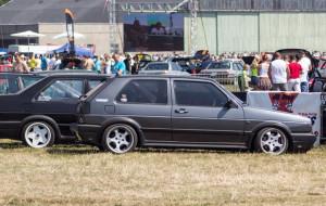 VW Mania: 2 tys. aut na lotnisku w Pruszczu