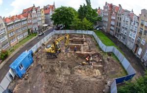 Co wykopali archeolodzy na św. Ducha?