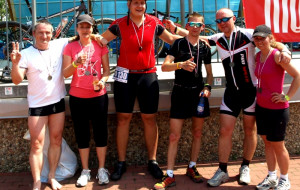 Triathlon Cartusia Cross Country 2014