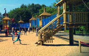 Wielki Piknik w Parku Rozrywki w Brzeźnie