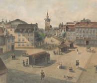Rzadkie grafiki i rysunki Gdańska oraz okolic w Zielonej Bramie
