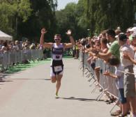 Lewandowski wygrał Triathlon Gdańsk w nowej formule