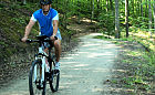 Szlak rowerowy wokół Długiej Góry
