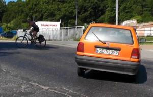 Rowerzyści nie ustępują pierwszeństwa na Oruni. Będą zmiany w ruchu?