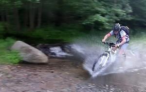 Trasy rowerowe wśród trójmiejskich potoków