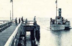 Molo w Orłowie: od drewnianej przystani, po miejsce oświadczyn