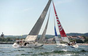 Światowy top match racingu w Sopocie