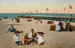 W Sopocie się pokazywano, w Gdyni - odpoczywano. Wakacje nad morzem sto lat temu