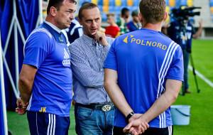 Trener Dźwigała przed startem I ligi i Dolcanem