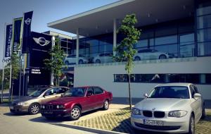 Największy salon BMW już otwarty