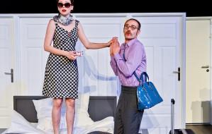 """Gra we dwoje na dwie pary - o """"Akcie równoległym"""" Teatru Wybrzeże"""